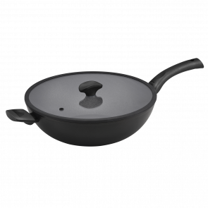 Essteele Per Salute 32cm Covered Stirfry
