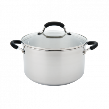 RACO Contemporary 24cm/5.7L Stainless Steel Stockpot